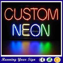 Wholesale outdoor waterproof advertising LED custom neon signs