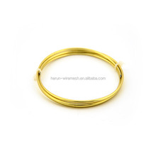 HR 1mm-8mm silver/red/gold color aluminum wire