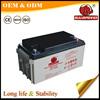 12v 65ah osaka solar lights smf genset battery agm accumulator battery
