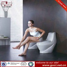 ceramic washdown one piece toilet sanitary ware