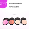 2 COLOR BLUSH MAKEUP SUPPLIER