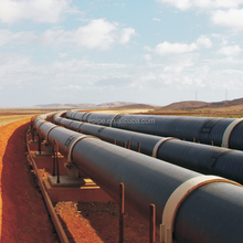 LSAW api 5l welded steel oil pipe,onshore gas pipe