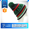 Nice Quality Various Design 100% Cotton Beanie Hat
