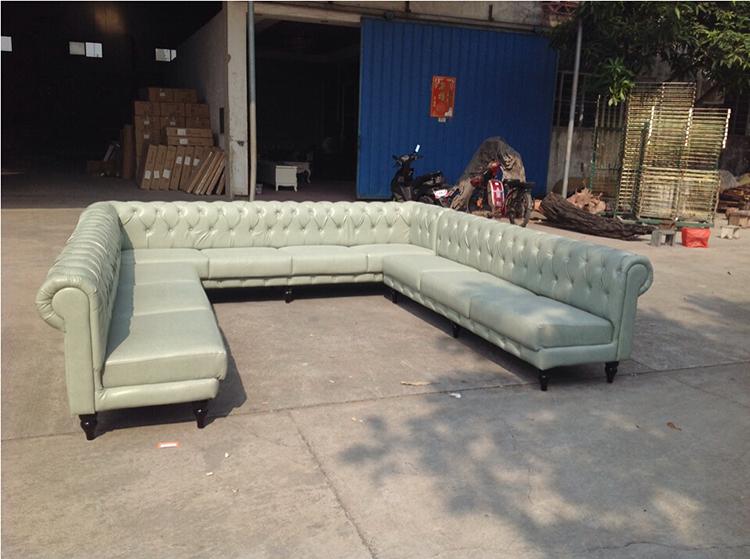 sezionale divano a u pfs1507-Ristorante Kit-Id prodotto ...