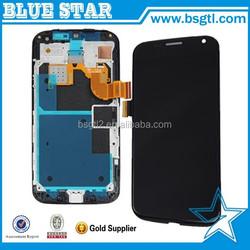 6 months warranty for Moto X screen, lcd screen for Motorola Moto X XT1053 XT1056 XT1058 XT1060 lcd display black color