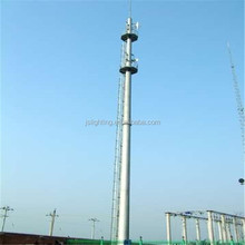 specialized in steel telecommunication tower poles