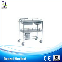 DR-328 Hospital Dressing and Mobile Medical Cart