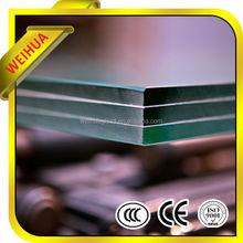 tempered laminated glass for curtain wall