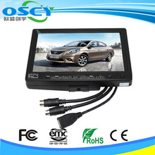 """New 7"""" TFT LCD Color Screen Car Auto Vehicle Monitor"""
