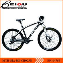 Hangzhou BEIOU oem carbon mountain bike