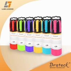 Multicolor Mobile Microfiber Screen Cleaner