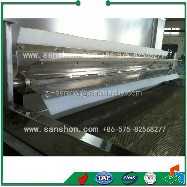 Belt Type Continuous Industrial Food Dehydrator