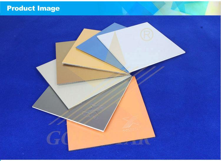 Soundproof Aluminum Composite Panel, Alucbond, ACP Sheet