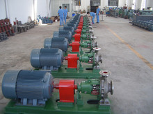 Rotary Lobe Pumps for Chemical Industry