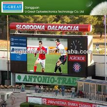 New 2015 outdoor high auality Advertising electronic led portable basketball scoreboard