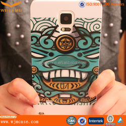 Various Custom Printing Plastic Design For Galaxy Note 5 Back Cover Phone Cover Manufacturer