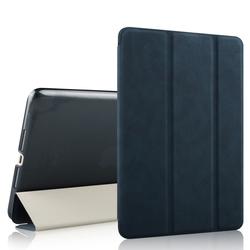 Design Leather Book Cover plush case for ipad mini