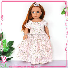New style 18 inch doll clothes matching girls dolls baby lovely doll