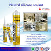 china manufacturer non-toxic anti-fungus rtv neutural cure ge silicone sealant