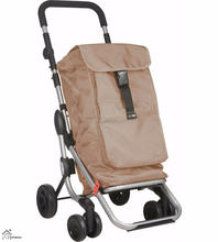 Rolling Shopping Trolley Bag Wholesale Shopping bag with 4 wheels