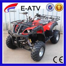 New Big Shaft Driving Adult Electric ATV Motorcycle 4 Wheels Quad Bike