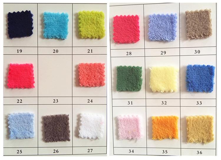 Super doux lisse microfibre carré dame de visage maquillage des yeux serviette retrait, magie cosmétique remover lingettes