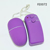 10 Speed Remote Control Love Eggs Wireless Waterproof Vibrating Sex Jump Eggs for women