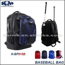 Karma BP015B Baseball Plastic Buckle strap adjuster backpack