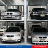 PJS Pit vertical lifting smart car parking system