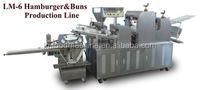Shanghai toast bread/french bread/bun making machinery