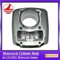 Venta al por mayor moto motor CG150CC bloque de cilindros de nombres de piezas de la motocicleta