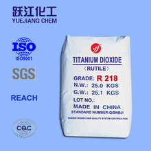 Factory supply Titanium dioxide Rutile R218|counter type of Dupont R902