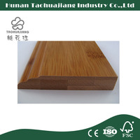 Hot Sale Bamboo Flooring Accessory Skirting Board