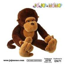 2015 new products pormotional gift plush monkey