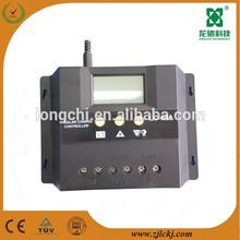 pwm carga del panel solar del controlador 12v 60a