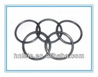 factory low price Cheap & Stable heat resistance silicone rubber o-ring
