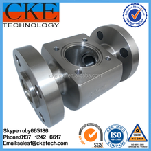 OEM Stainless Steel CNC Factory with CNC Drilled Services