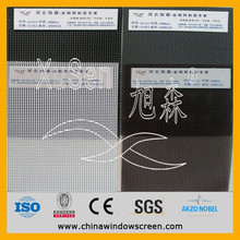 Anti-theft safety guard window screen netting, stainless steel security window screen mesh