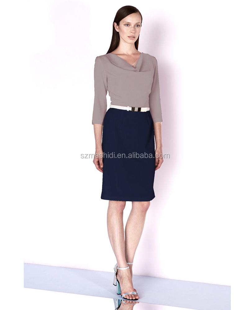Office uniform designs for women 2013 images for Office design uniform