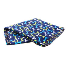 Blue Bones - Animal Wrap - Best Mat For Dogs&Cats - Pet Blanket