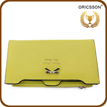 Factory Price Cheap Silicone Coin Leather Ladies Purse