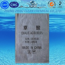Reducing agent and bleaching agent Oxalic acid 99.6%
