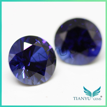 Free Sample Round Synthetic Corundum Color #34 Star Is A Gem A Mineral