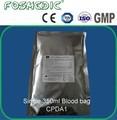 de uso único de transfusão de sangue de equipamentos