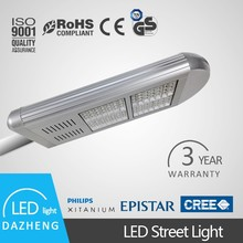 High efficiency top quality outdoor lighting fixtures 100w led street light