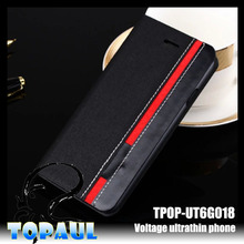 Best selling Wallet Leather with Hard PC housing cellphone cover case for Samsung Galaxy S5 edge