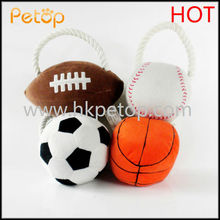 Sports Soft Squeaky Ball Dog Toys