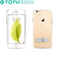 Fancy TPU Case With Stand Holder Smart design Mobile Phone Cover Wholesale