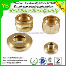 Advanced Metal CNC Machining Parts with Centerless Grinder, CNC Machining Brass Parts