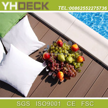wpc decking Wood plastic composite material for outdoor using